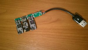This hub did not worked with Pi zero