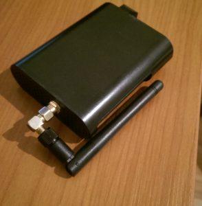 Raspberry Pi 2 with WiFi Dongle